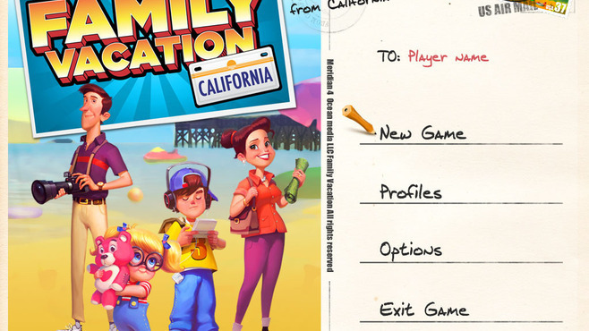 Family Vacation - California Screenshot 1