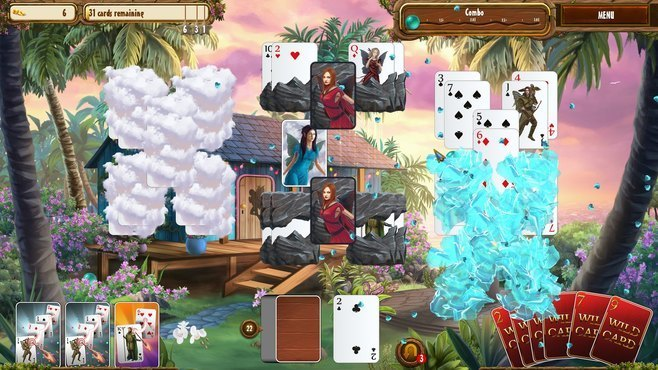 Fantasy Quest Solitaire Screenshot 5