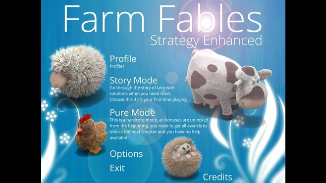 Farm Fables Strategy Enhanced Screenshot 1