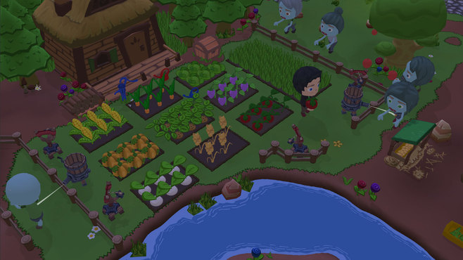 Farm For Your Life Screenshot 2