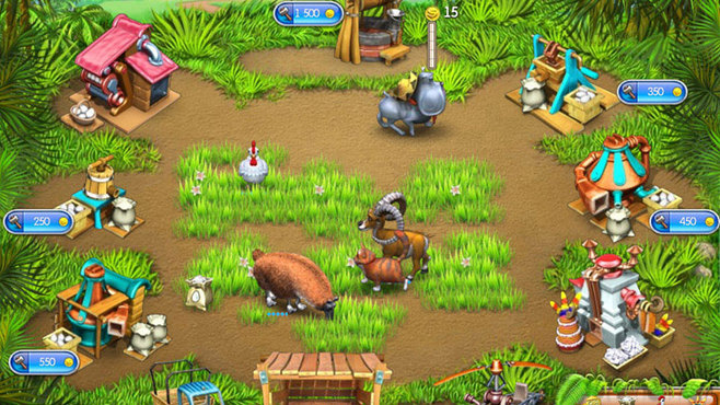Farm Frenzy 3 Screenshot 2