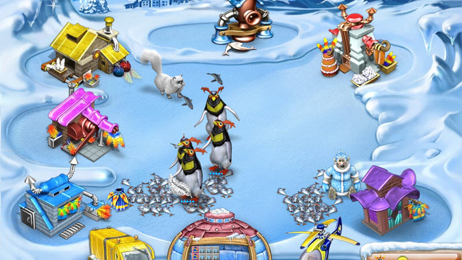Farm Frenzy 3: Ice Domain Screenshot 2