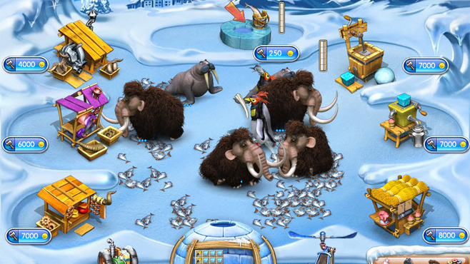 Farm Frenzy 3: Ice Domain Screenshot 6