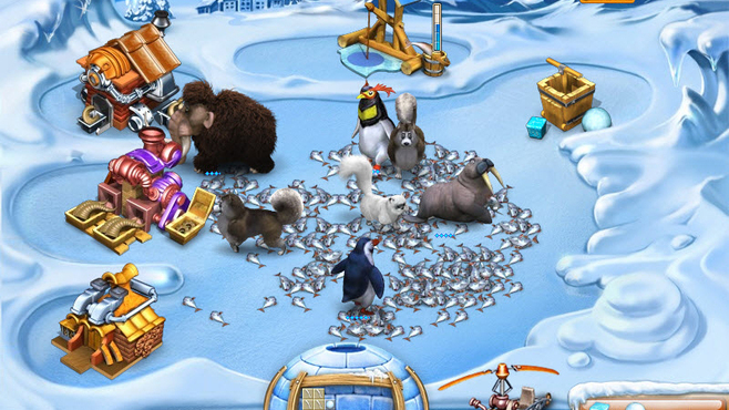 Farm Frenzy 3: Ice Domain Screenshot 7
