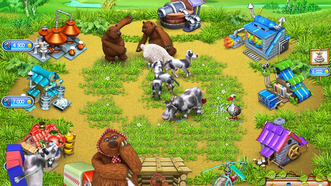 Farm Frenzy 3: Russian Village Screenshot 5