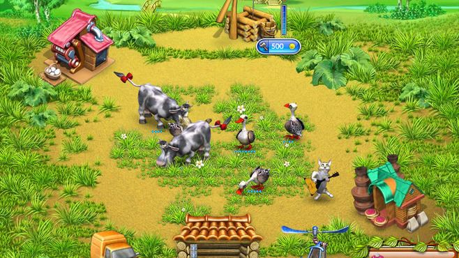 Farm Frenzy 3: Russian Village Screenshot 6