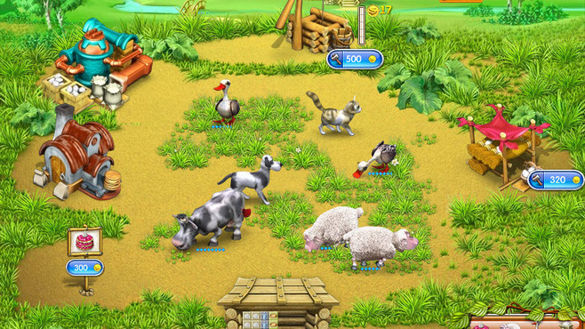 Farm Frenzy 3: Russian Village Screenshot 8