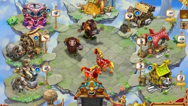 Farm Frenzy: Viking Heroes Screenshot 2