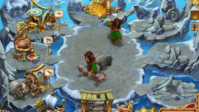Farm Frenzy: Viking Heroes Screenshot 3