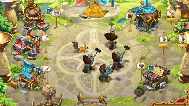 Farm Frenzy: Viking Heroes Screenshot 4