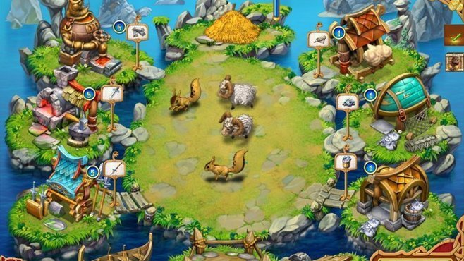 Farm Frenzy: Viking Heroes Screenshot 8
