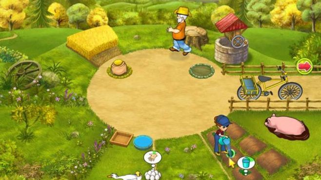 Farm Mania Screenshot 1