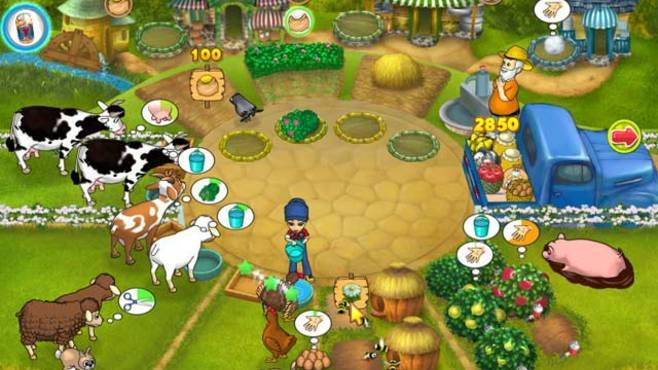 Farm Mania Screenshot 4