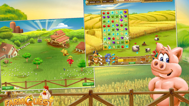 Farm Quest Screenshot 2