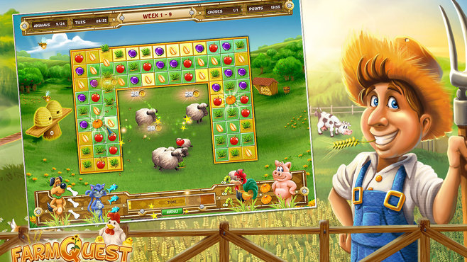 Farm Quest Screenshot 3