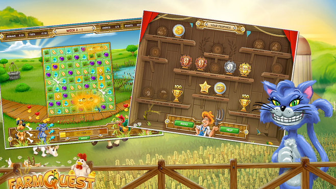 Farm Quest Screenshot 4