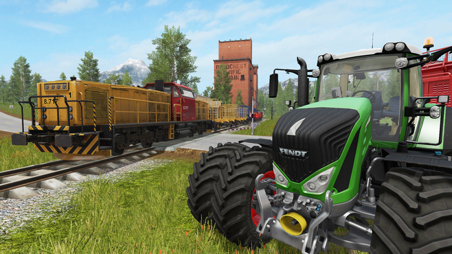 Farming Simulator 17 - Platinum Edition Screenshot 1