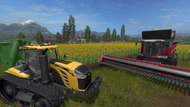 Farming Simulator 17 - Platinum Edition Screenshot 2