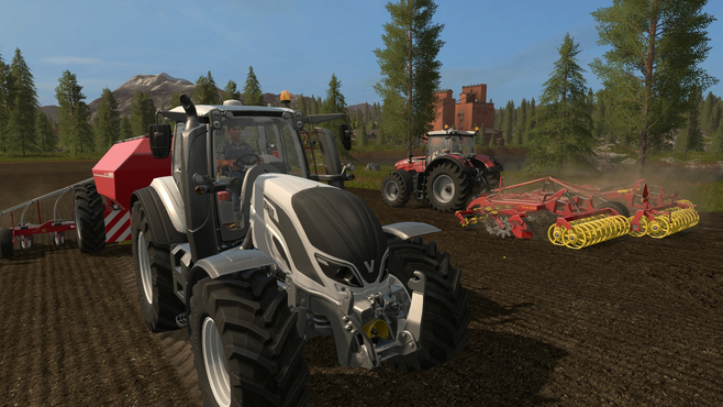 Farming Simulator 17 - Platinum Edition Screenshot 10