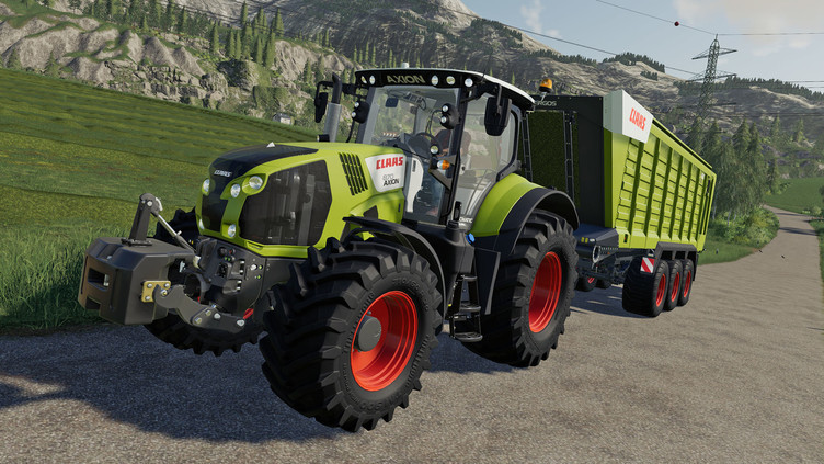 Farming Simulator 19 - Platinum Expansion Screenshot 2