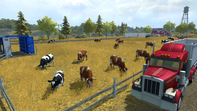 Farming Simulator 2013 Titanium Edition Screenshot 1
