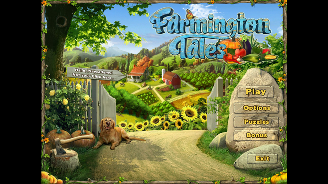 Farmington Tales Screenshot 1
