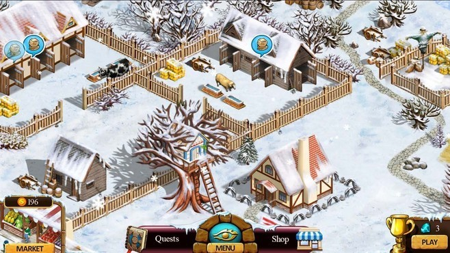 Farmington Tales 2: Winter Crop Screenshot 1
