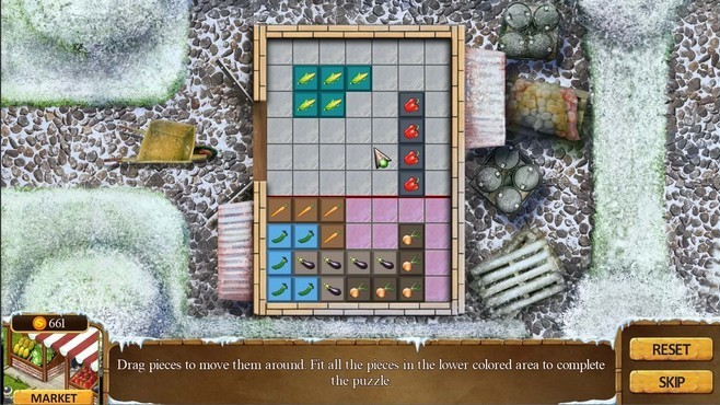 Farmington Tales 2: Winter Crop Screenshot 2