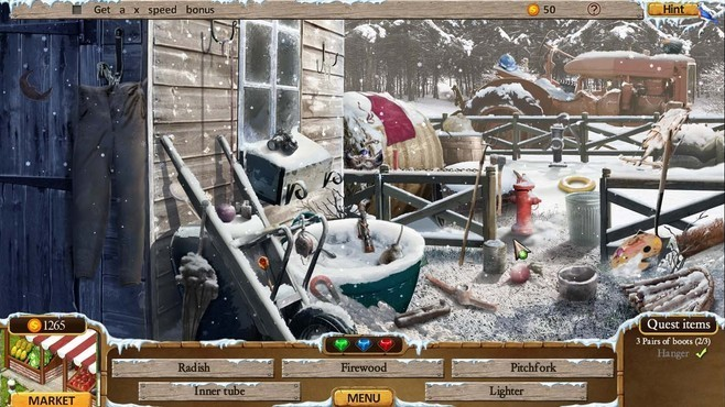 Farmington Tales 2: Winter Crop Screenshot 4