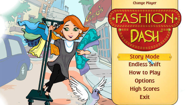 Fashion Dash Screenshot 1