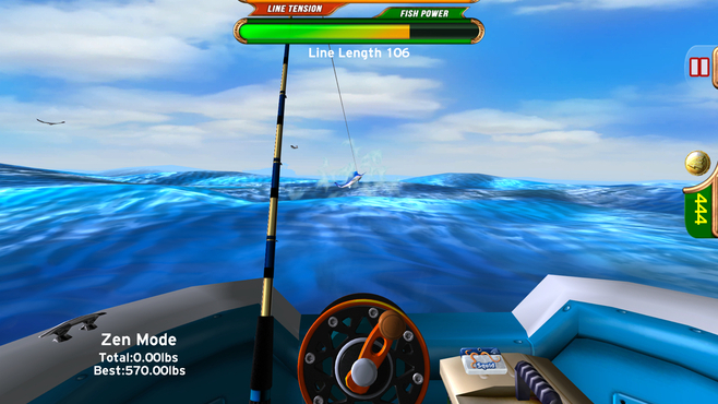 Fast Fishing Screenshot 1