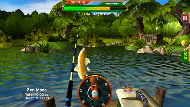 Fast Fishing Screenshot 3