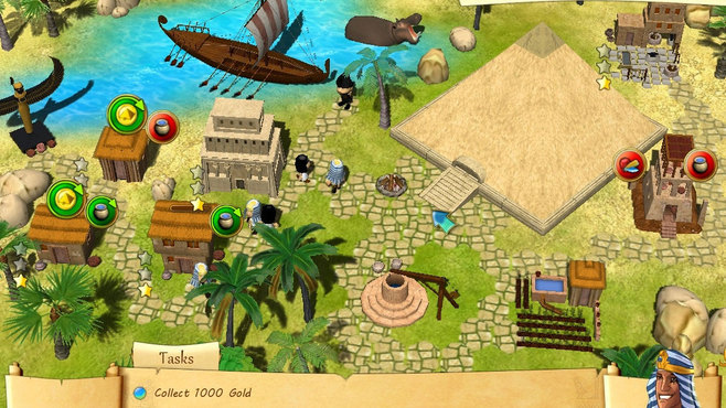 Fate of the Pharaoh Screenshot 4