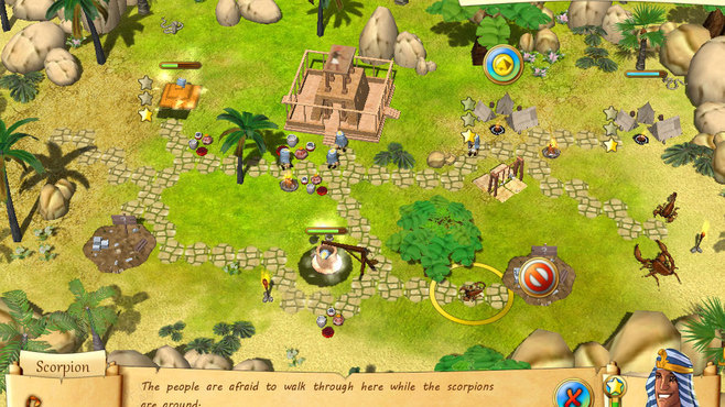Fate of the Pharaoh Screenshot 9