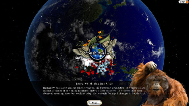 Fate of the World: Tipping Point Screenshot 1