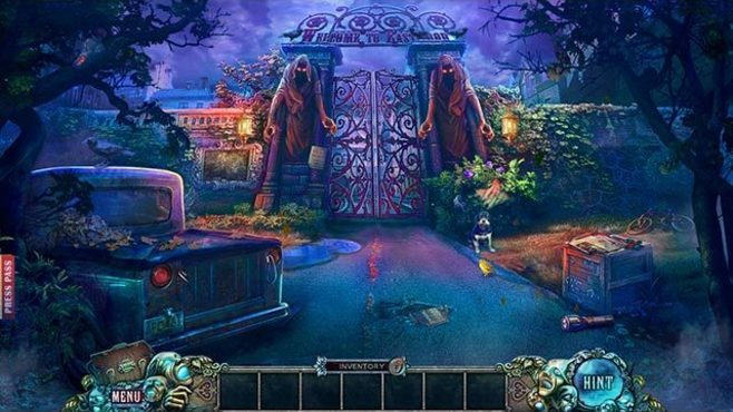 Fear for Sale: City of the Past Collector's Edition Screenshot 6