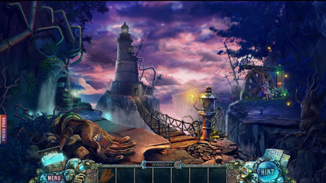 Fear for Sale: Endless Voyage Collector's Edition Screenshot 3
