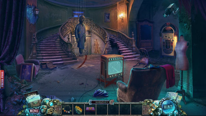 Fear For Sale: Hidden in the Darkness Collector's Edition Screenshot 2