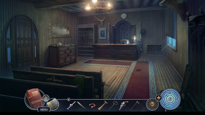 Fear For Sale: The Curse of Whitefall Screenshot 2