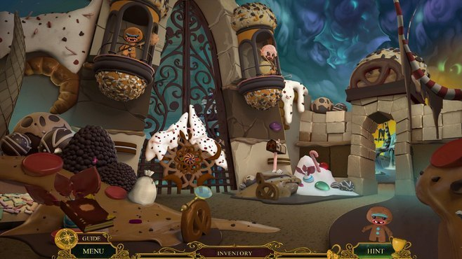 Fearful Tales: Hansel and Gretel Collector's Edition Screenshot 1
