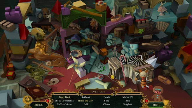 Fearful Tales: Hansel and Gretel Collector's Edition Screenshot 4