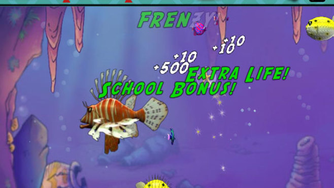 Feeding Frenzy Screenshot 3