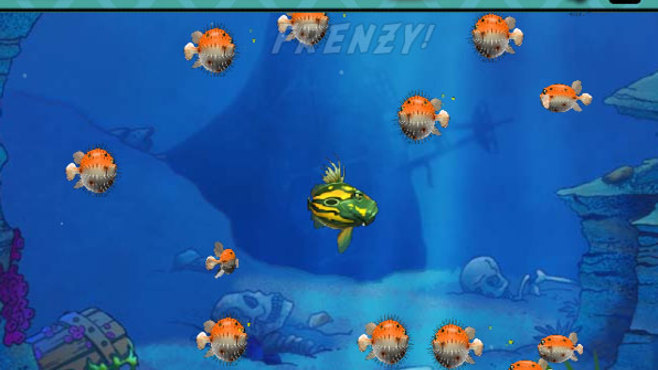 Feeding Frenzy Screenshot 5