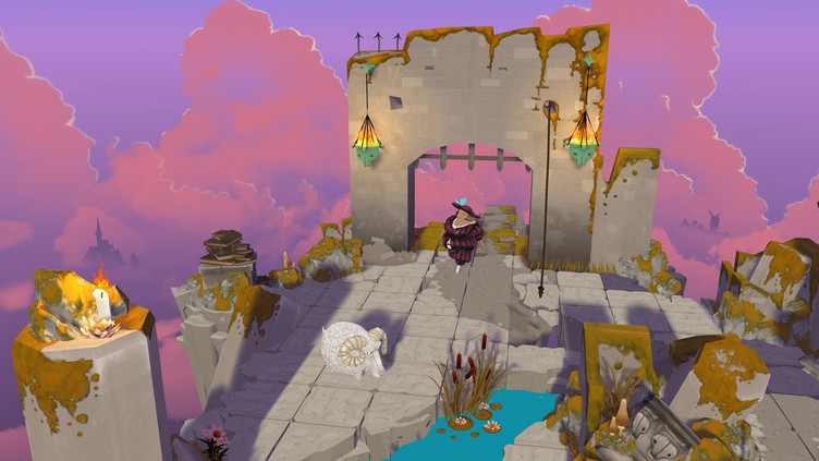 Felix The Reaper Screenshot 4