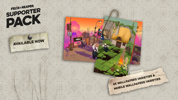 Felix The Reaper - Supporter Pack Screenshot 6