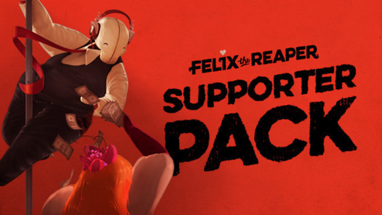 Felix The Reaper - Supporter Pack Screenshot 1