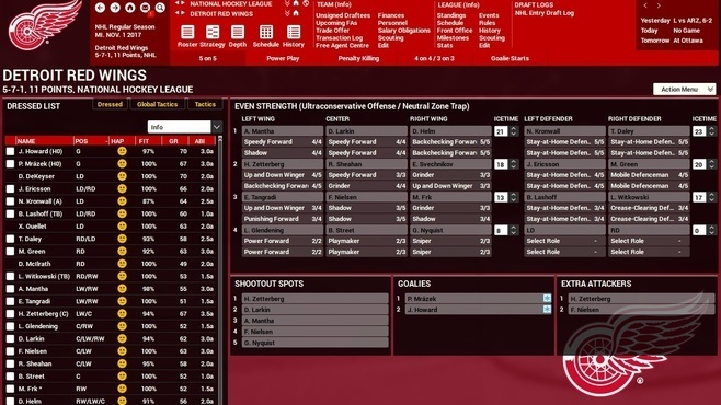Franchise Hockey Manager 4 Screenshot 2