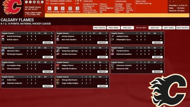 Franchise Hockey Manager 4 Screenshot 4