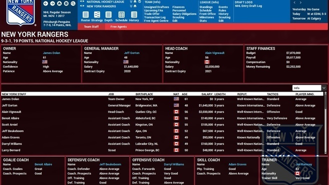 Franchise Hockey Manager 4 Screenshot 8