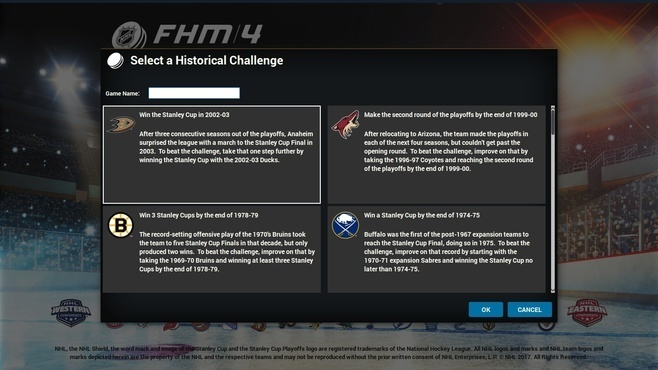 Franchise Hockey Manager 4 Screenshot 9